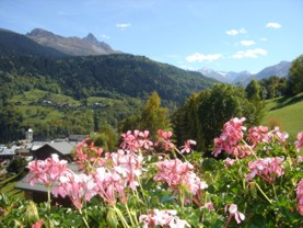 Summer in Meribel