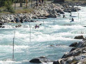 Canoeing in Meribel