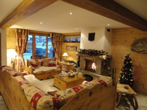 The Garden Apartment - Meribel Apartments