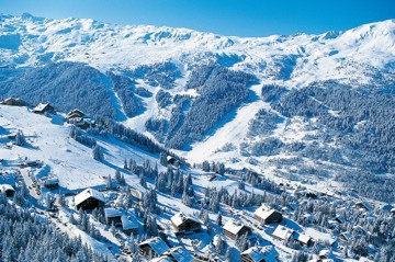 Meribel Ski Chalets and Apartments, French Alps.
