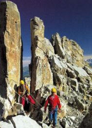 Rock Climbing in Meribel