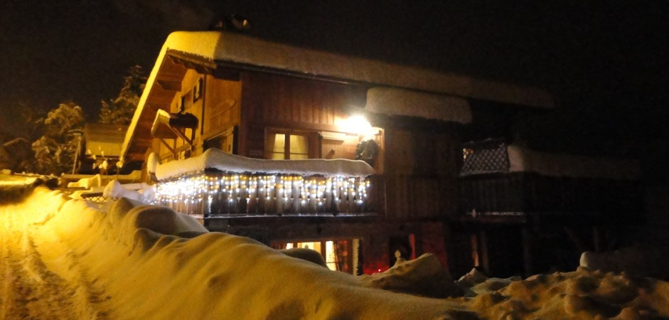 Chalet Champetre 4* Accommodation, Meribel.