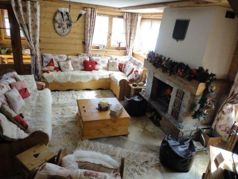 Meribel Apartments - Chalet Champetre
