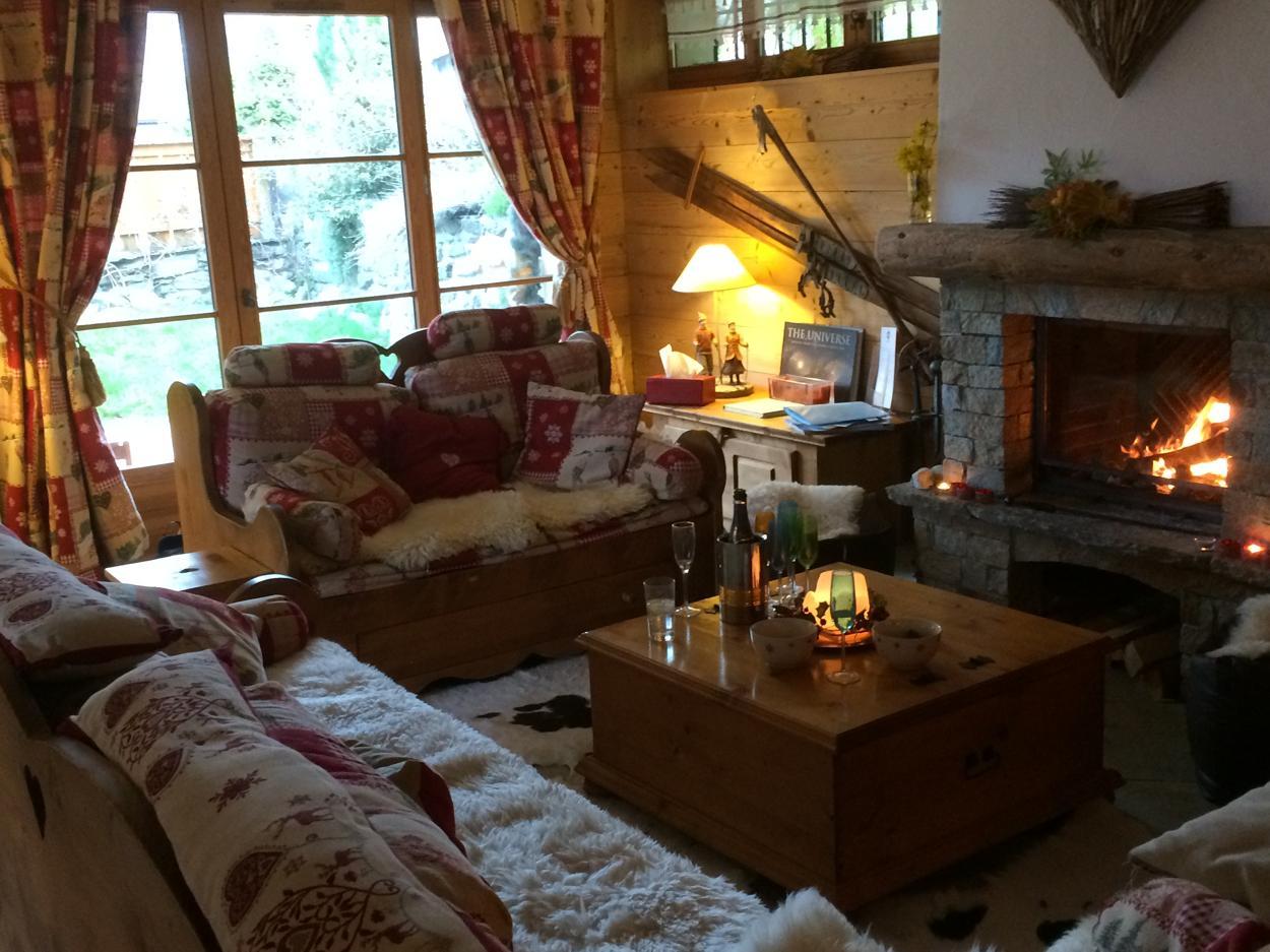 Meribel Apartments - The Garden Apartment